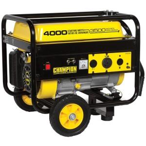 Champion 3500 Watt Generator