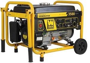 WEN 56352 3500 Watt Portable Generator Review
