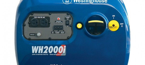 Westinghouse WH2200iXLT Portable Generator Review