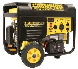 Champion 46539 Portable Generator Review