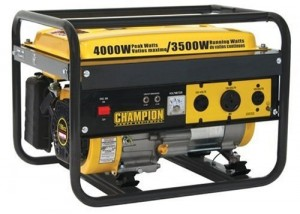 Champion 4000 watt Portable Generator