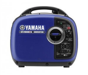 Yamaha EF2000iS portable generator