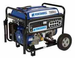 Powerhorse 7000 Generator – Portable Model 750140 Review