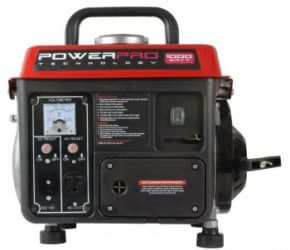 quietest portable generator