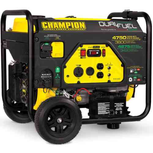 Champion 3800 Watt Generator Reviews