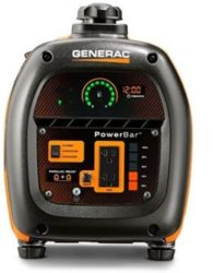 Generac IQ2000 Generator – Model 6866 1600 Watts