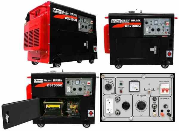 DuroStar DS7000Q Generator Review