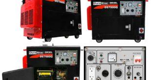 DuroStar DS7200Q portable generator